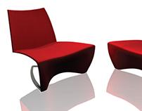   v_chair, for arflex   2004   naples, italy