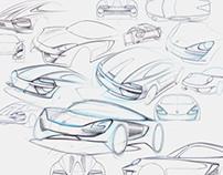 Porsche 718 Concept (October 2012)