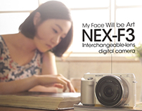 Sony Nex-F3 - Video cadalog