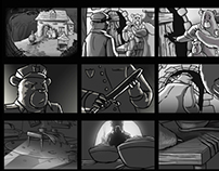 Student Assignment : Storyboard Project - Goldilocks
