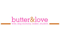 Butter & Love Blog Header