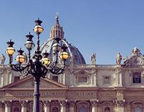 Places : Vatican City : November 2012