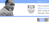 Univ. of Chicago: Office of Community Affairs website