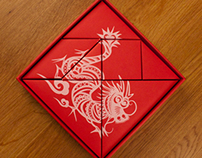 Dragon Tangram