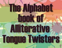 Alliterative Tongue Twister Book