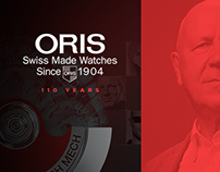 Oris 110 Years