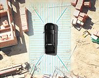 Nissan Navara Tactical Print