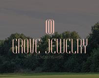 GROVE Jewelry Branding