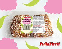 Product labels for Pulla-Pirtti