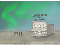 Christina Trulio & Nate Currin - Poster Series