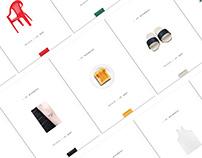 I am minimalist because... | Minimal Posters