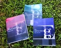 Linea de libros de bolsillo