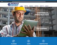 Probuilt Project Website