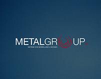 Logo e immagine coordinata per carpenteria metallica