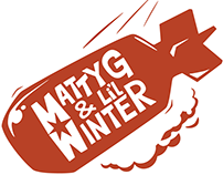 Logo for Matty G & Li'l Winter