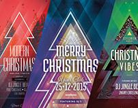 Christmas Poster Designs