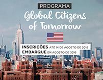 Campanha: Global Citizens of Tomorrow