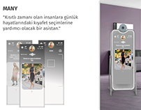 Many - A wardrobe virtual assistant