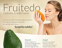 Fruitedo   New exotic fruit brand & Digital engagement