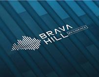 BRAVA HILL RESIDENCE | IDENTIDADE VISUAL