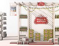 Stella - Exhibiciones