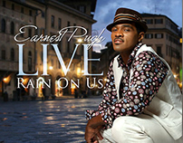 Earnest Pugh - Rain On Us (album artwork)