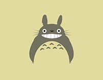 Totoro - My Neighbor Totoro