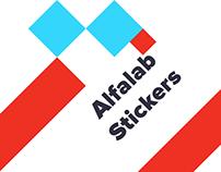 Alfalab Stickers