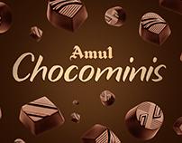 Chocominis Packaging