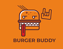 Burger Buddy | Logo Design Concept