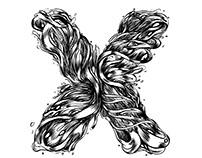 """Amoeba Type """"X"""""""