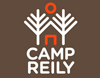 YWCA Greater Harrisburg Camp Reily Logo and Rack Card