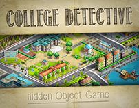 College Detective Game