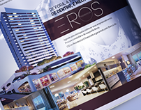 Campanha de vendas para o empreendimento EROS da Atena