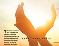 Kansas Area United Methodist Foundation Annual Report