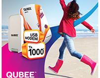 QUBEE- youtube release