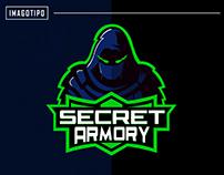 Secret Armory - Imagotipo E-Sports