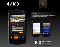 Various Mobile App Designs