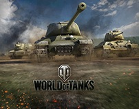 New work for Wargaming.net