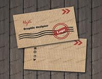 بزنس كارد ,business card