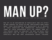 Man Up?