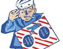 Sailor Jack and Bingo fall on hard times