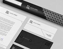Identidade Visual | Lucas Ribes Arquitetura