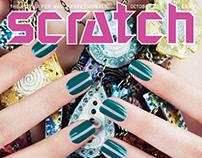 SCRATCH MAGAZINE COVER