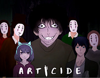 Articide | Trailer | 2d Animation