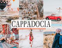 Free Cappadocia Mobile & Desktop Lightroom Presets