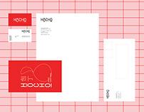 Hōchō Brand Identity