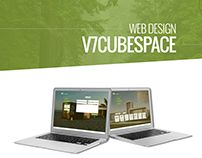V7CubeSpace Website