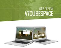 V7CubeSpace Website