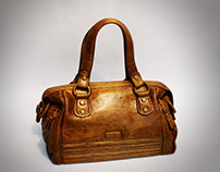 Handbag II (wood)